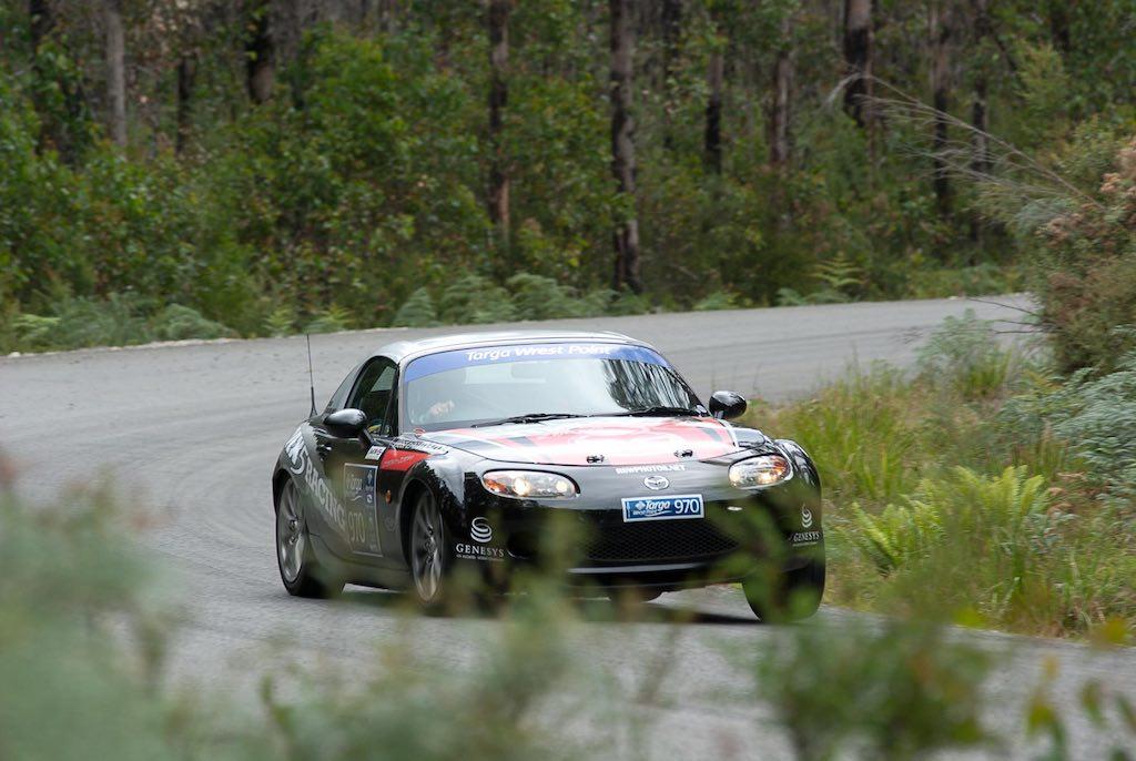 Mazda MX5 Targa Tour