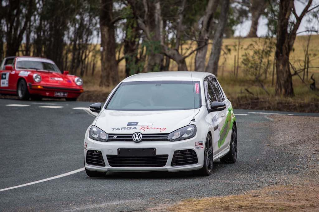 VW Golf Targa